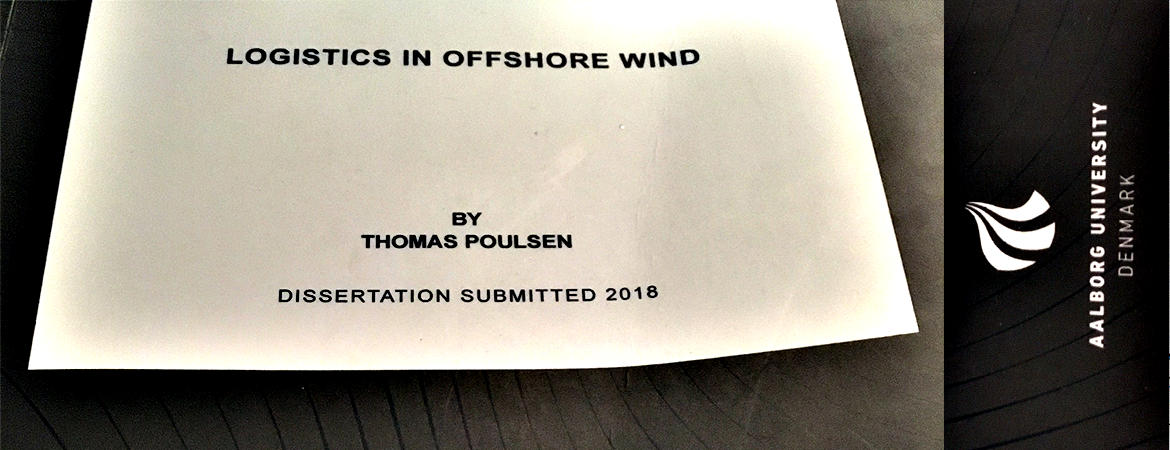 The PhD thesis of Thomas Poulsen has just been approved for defense